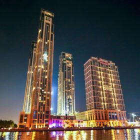 Al Habtoor City - Golden Bricks -02